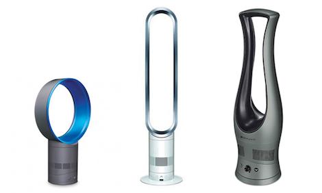 Ventiladores Sin Aspas De Varios Modelos