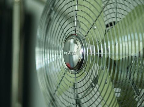 Ventilador Industrial Moderno