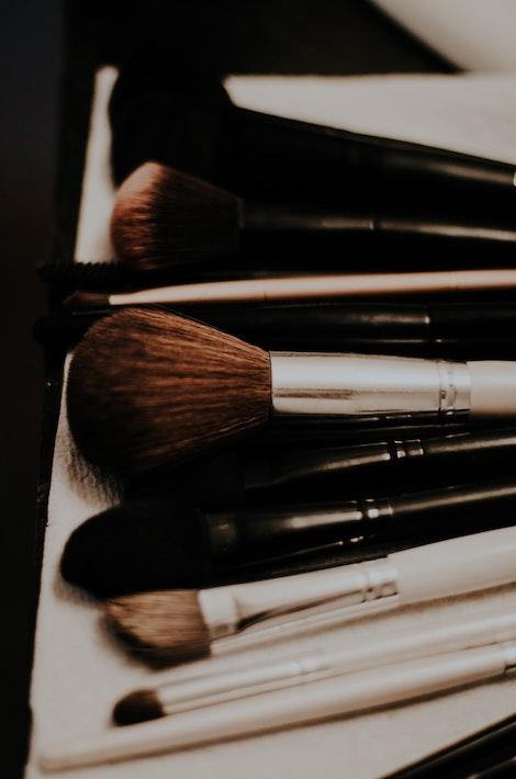 Brochas y Pinceles para el Make-Up