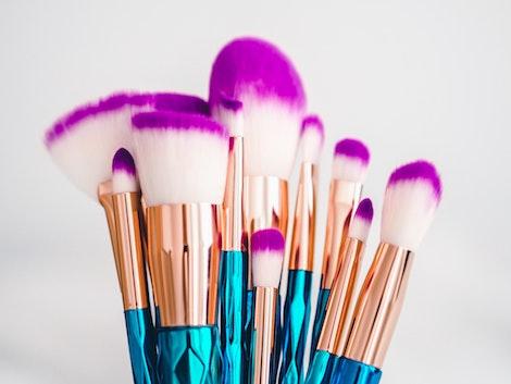 Brochas para el Make-Up