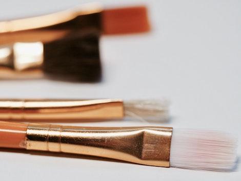 Pinceles para el Make-Up